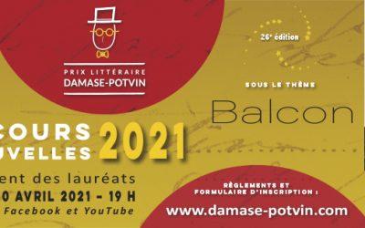 Prix littéraire Damase-Potvin
